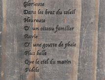 Je ne suis pas seul, un poème de Paul ELUARD