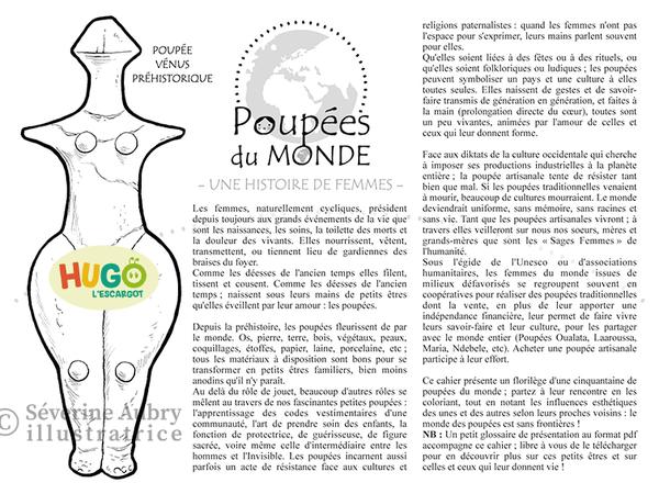 Florilège de pages d'introduction de cahiers de coloriages et d'activités documentaires à thèmes - Hugo l'escargot - 2015 à 2017 - Conception et réalisation