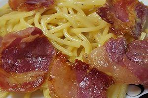 Spaghetti Carbonara (la vraie recette avec... humour !)