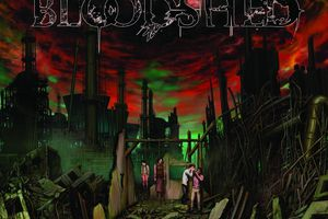 TRIGGER THE BLOODSHED: The Great Depression (2009) Brutal Death-Metal