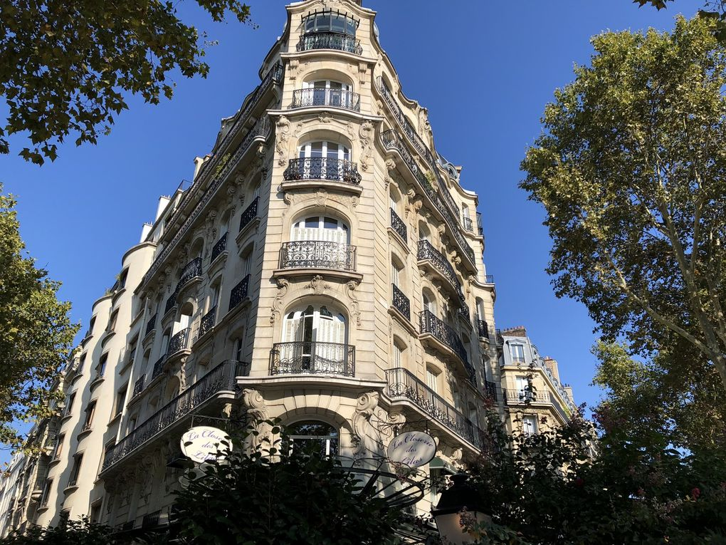 Promenade parisienne de Raspail à Bir-hakem...