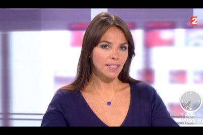 [2012 09 25] SOPHIE LE SAINT - FRANCE 2 - LE JOURNAL @07H30