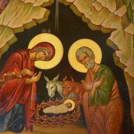Christ est né.