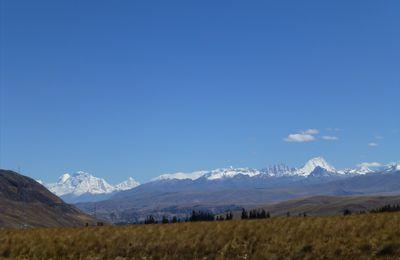 Cordillère Huayhuash / Huaraz - Chiquian - Huasta - Ruina
