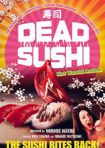 ZOMBIE ASS & DEAD SUSHI - PREVIEW