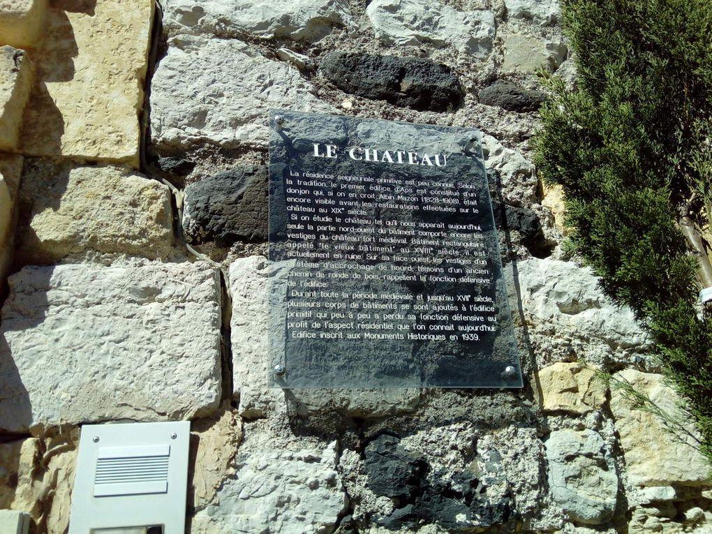 Mercredi 19 avril : Alba La Romaine