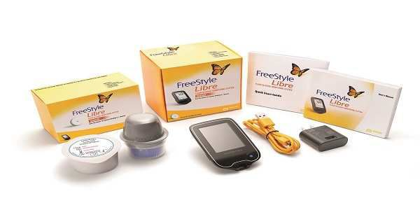 "Le FreeStyle Libre (""Flash"") de Abbott disponible en Belgique"