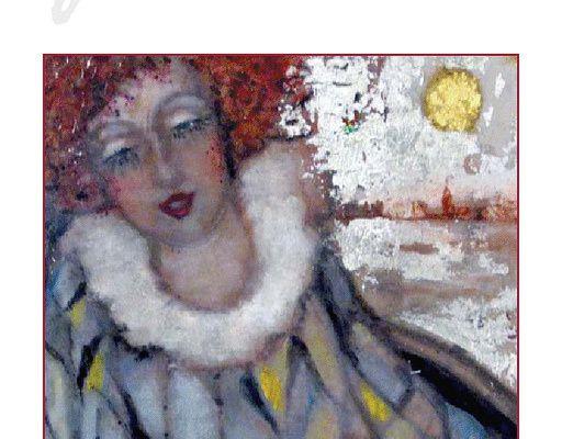 Lucia Merli expose ses toiles dans la cité des Pontissaliens