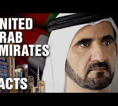 10 + Interesting Facts About The United Arab Emirates: Darik Elwan