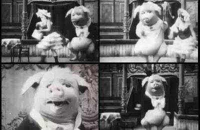 Le Cochon danseur et la photo la plus horrible du net...