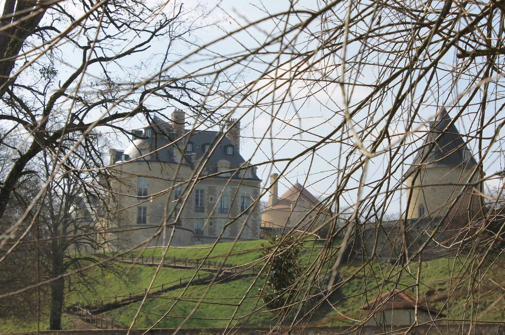 Château / Apremont-sur-Allier le 12 mars 2016 Photos Fabienne Graffion