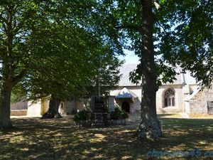 Chapelle Saint Gonery, Plougrescant (Voyage en camping-car)
