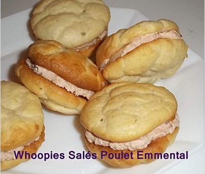 Whoopie pies day 6 les participations