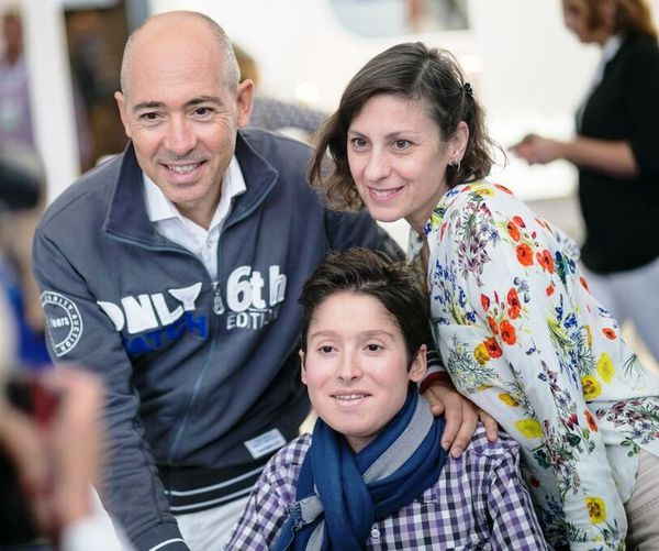 GENEVE-MONACO: ONLY WATCH, the world-renowned charitable fundraiser for research on Duchenne Muscular  Dystrophy, held every two years since 2005, totaled € 10,450,000 (UK)&(F)