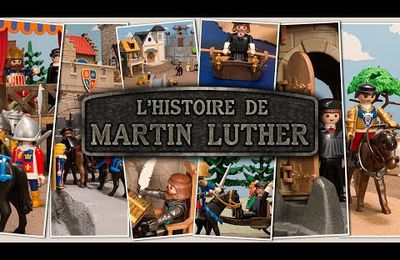 L'histoire de Martin Luther