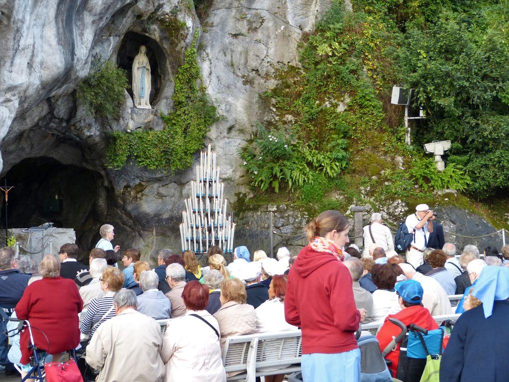 Album - 2013 08 - Pèlerinage Lourdes - Partie 2