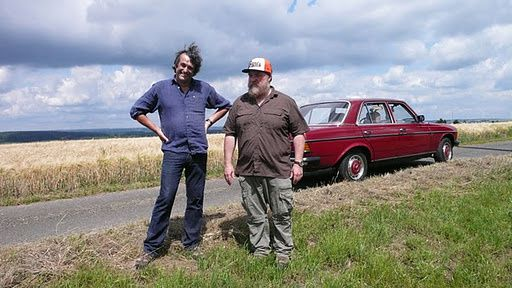 On the Road Again: Le cinéma de Bouli Lanners.