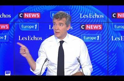 Arnaud Montebourg vous parle de votre quotidien...Ecoutez-le pour vous faire votre propre opinion. Et les commentaires de Jean LEVY