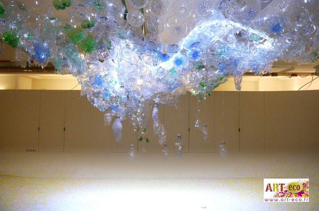 Plastic Vortex - Centre Pompidou 2018