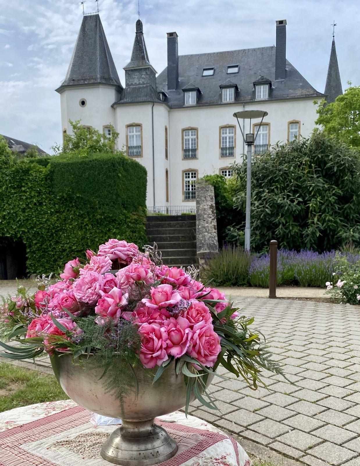 Le Château de Munsbach - Luxembourg