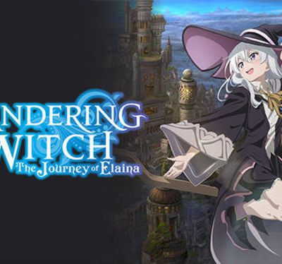 Wandering Witch: The Journey of Elaina