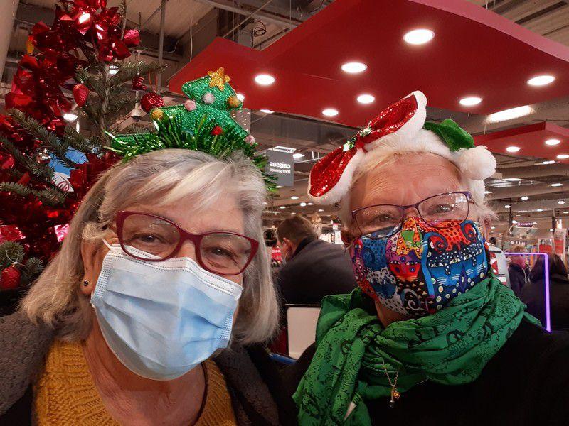 """Du 1er au 24 décembre 2020, opération """"Paquets cadeaux"""""""