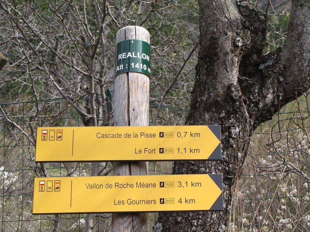 Randonnée du 26 février : Les gorges du Buëch