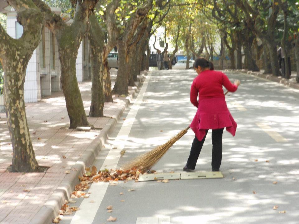 Chengdu. Sichuan. Chine. Automne 2011. © Jean-Louis Crimon