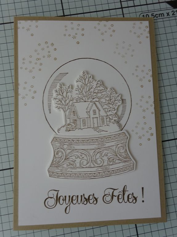 [Stampin'Up!®] Still Scenes: 3 exemples de cartes