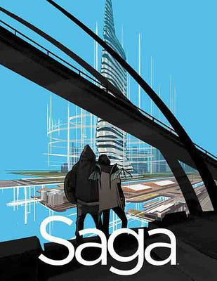 Read / Download Saga, Volume 6 by Brian K. Vaughan Full e-Book For PC and Mobile