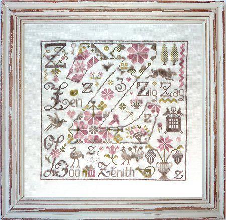 El abecedario de Jardin Privé