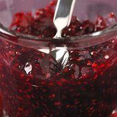 Confiture de framboise, myrtille, cassis, pomme, rhubarbe - Recettes Cookeo