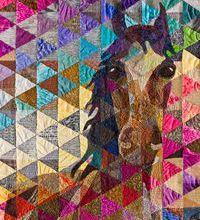 Horse Quilt- would l