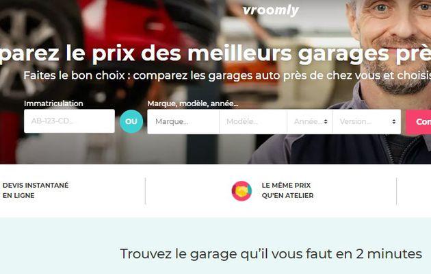 Start-up : Vroomly et son réseau de garages lèvent 5 millions d'euros