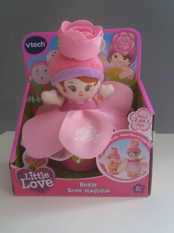 Ma Little Love - Fleur magique de Vtech Rosie la rose !
