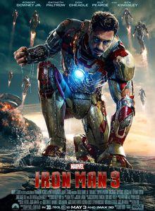Jeu-concours Iron Man 3 sur Twitter