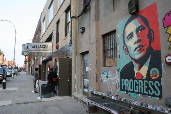 Ete 2008, douze jours à New York...