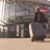 Grève du 5 décembre : les quais risquent d'être déserts à Rennes - Le journal de 13h | TF1