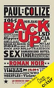 BACK UP de Paul Colize