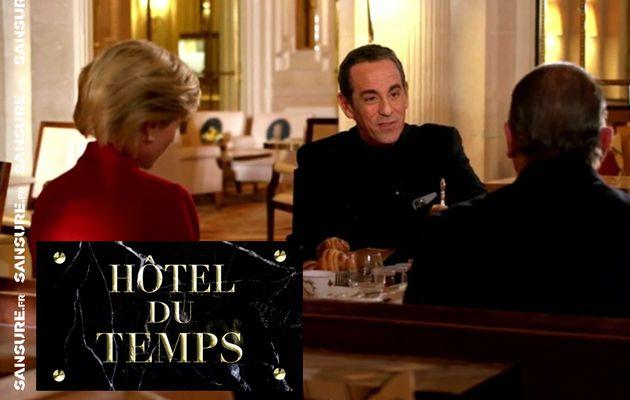 Les premières images de l'Hôtel du Temps de Thierry Ardisson ! (Vidéo) #HôtelDuTemps