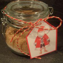 Quelques petites idées pour vos paniers gourmands de Noël
