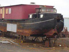 Port de plaisnce de Sète : Dispersion d'oxydes métalliques