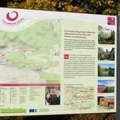 Herbstwanderung der Naturfreunde auf der Traumrunde Iphofen am 22. Oktober - Video-Impressionen - Veitshöchheim News