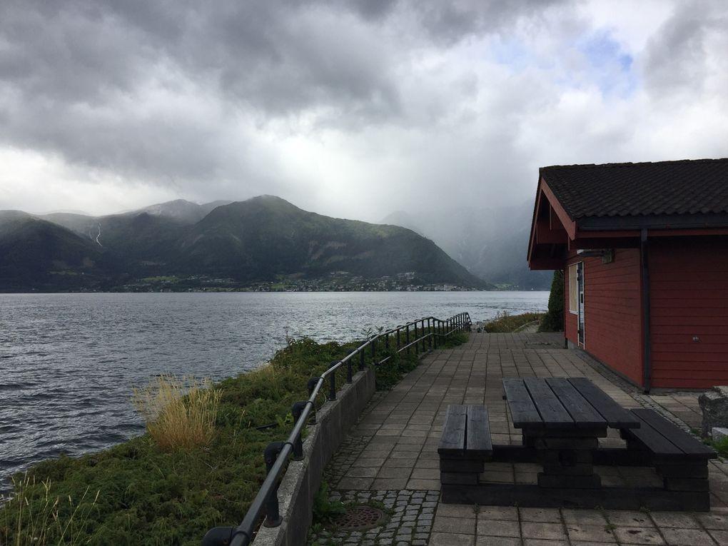 On my way to Norway - De Bergen au Sognefjord par les terres