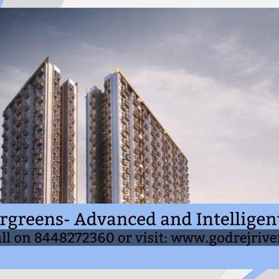 Get a beautiful Apartment in Godrej Rivergreens in Manjari