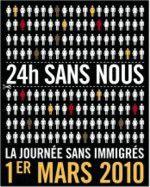 La journée sans immigrés - 24H sans nous -