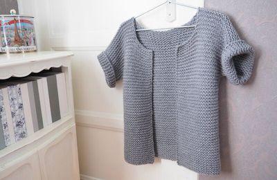 On tricote