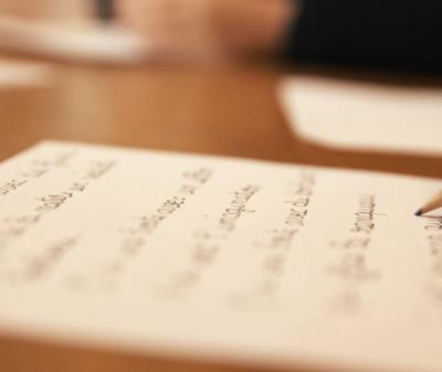 Ateliers écriture de Madz - Mars 2020