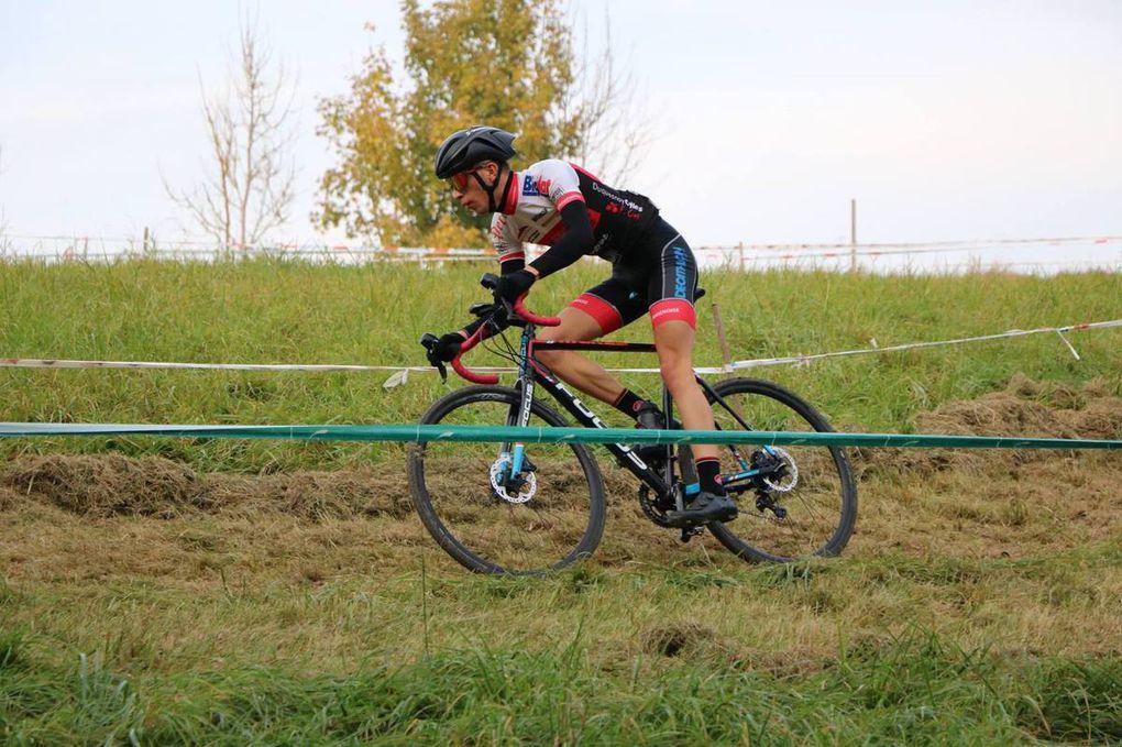 Championnat départemental FFC de cyclo-cross à Saint Riquier