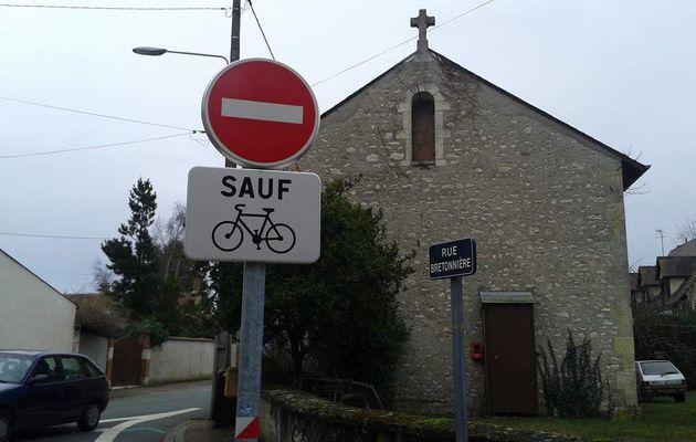 Sens unique... rue Bretonnière !